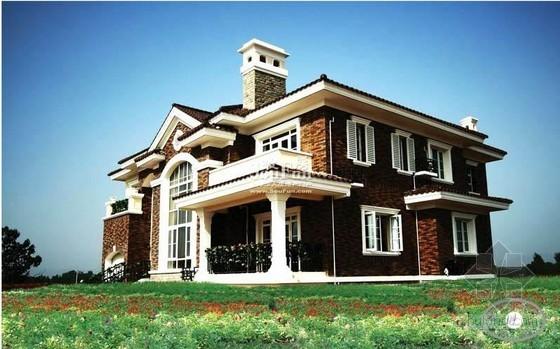 [湖北]别墅建筑工程量清单计价实例(图纸、图形算量、钢筋算量)