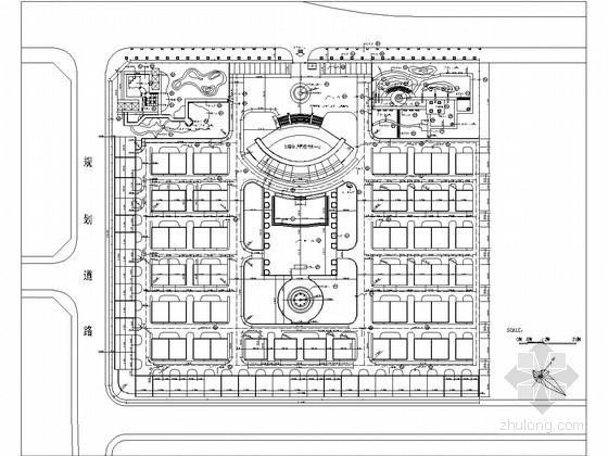[海南]住宅小区园林景观工程