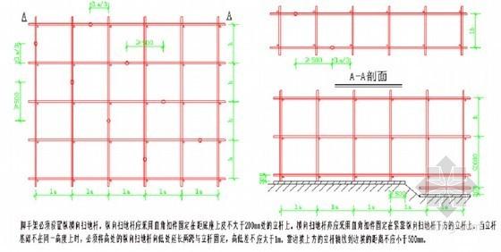 [江苏]高层住宅楼悬挑脚手架专项施工方案(专家论证)