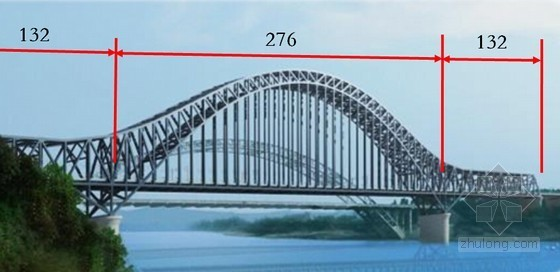 连续钢桁拱桥悬臂架设施工技术图文详解55页PPT
