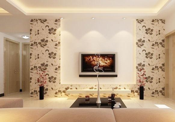 精选实用且大气,2016电视背景墙装修效果图大全