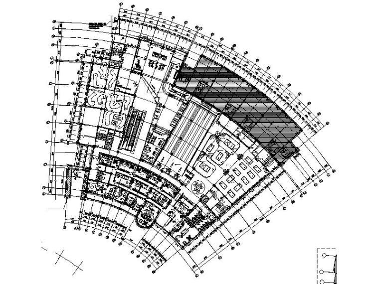 [常州]精装休闲娱乐主题酒店室内设计施工图(含效果图、招标方案)