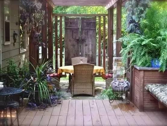 乡村庭院这么美,你有什么理由不喜欢!_37