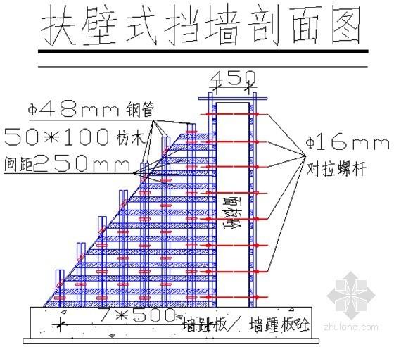 [江苏]挡土墙安全施工专项方案