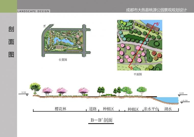 成都市大邑县桃源公园景观规划设计_10