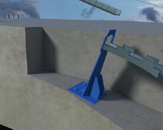 41米桥宽深埋大直径桩基顶推法钢梁自锚式悬索桥综合施工技术总结121页_11