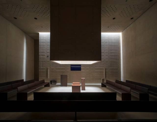 RCR用最简单纯粹的方式创造诗意空间丨卡莫·皮格姆讲演会_17