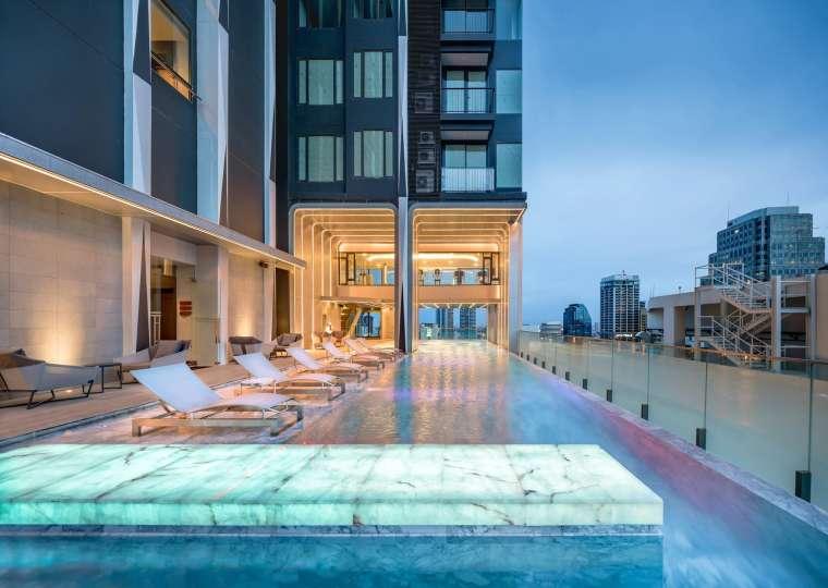 曼谷中心豪华公寓景观-21a8e78a