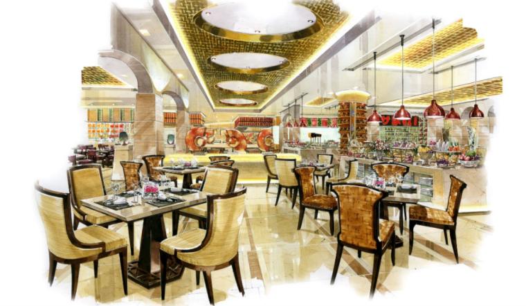 [四川]LEO-成都某五星级酒店概念方案