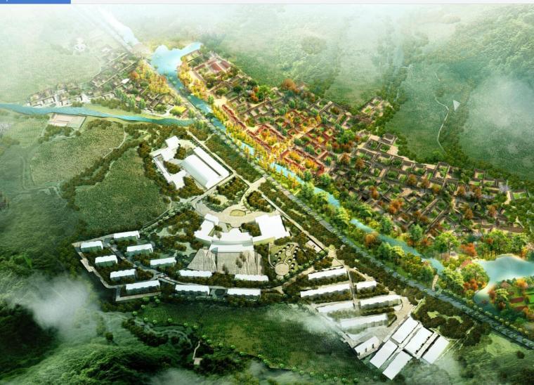 [内蒙古]某生态村村庄规划设计文本PDF(190页)