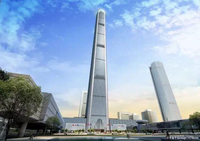最新排名!我国最高的10大建筑都被谁承包了?