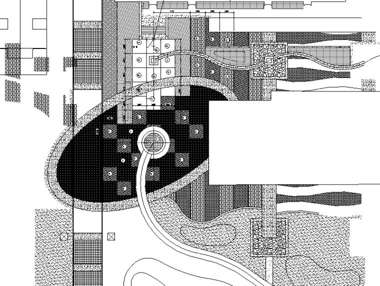 [湖北]武汉金银湖景观施工图设计(包含65个CAD+PDF)