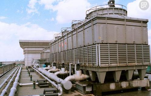 地铁空调冷却塔拆除重新安装施工方案