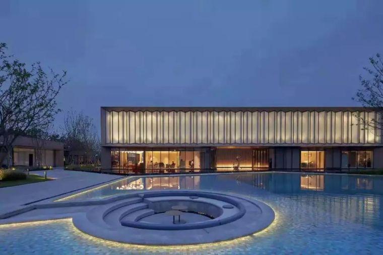 居住区|杭州示范区景观设计项目盘点_46