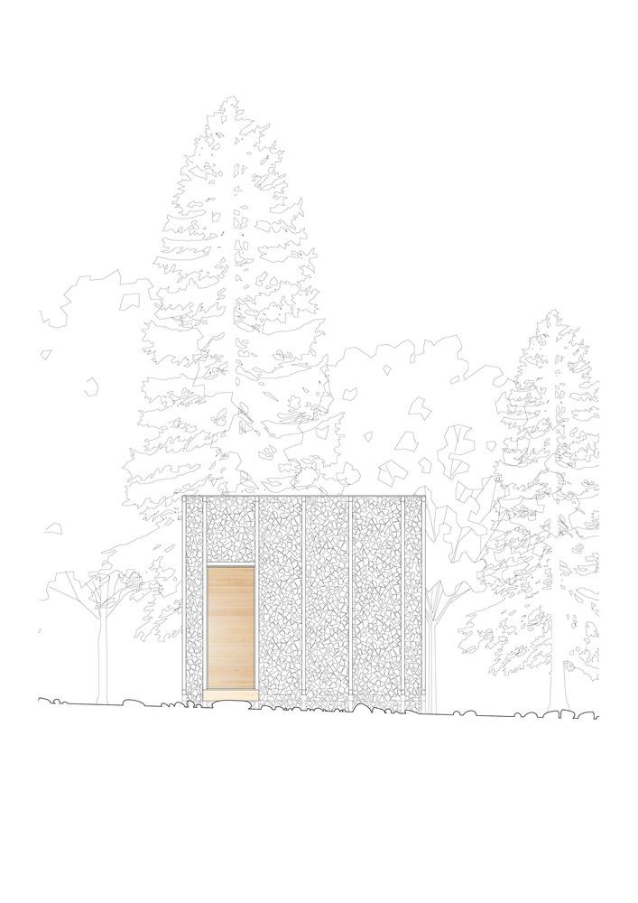 法国木堆积木小屋-11