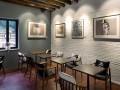 [上海]候胤杰设计-流光漫影咖啡艺术廊实景效果图