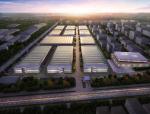 [上海]昆山南淞湖智造园区建筑设计方案文本