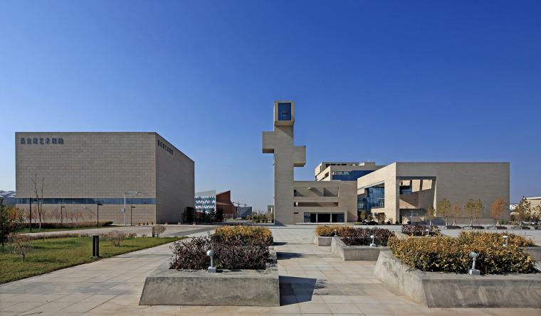 新疆昌吉州文化中心-3