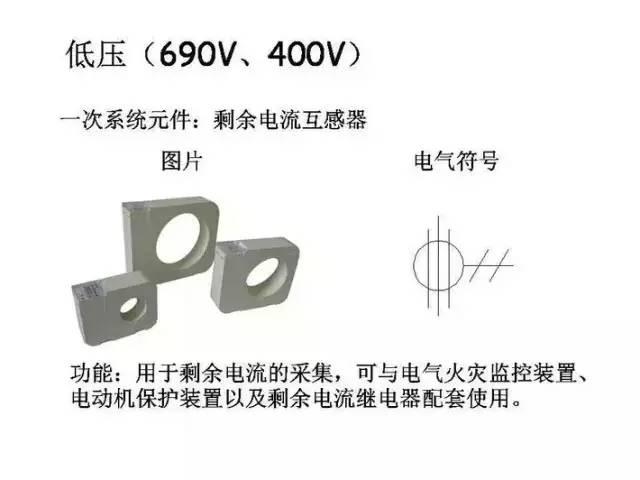 [详解]全面掌握低压配电系统全套电气元器件_19