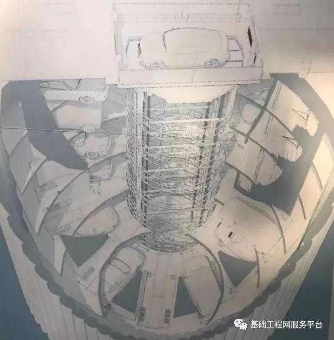 国内首个典型筒状结构岩土基坑支护工程实例点评_11