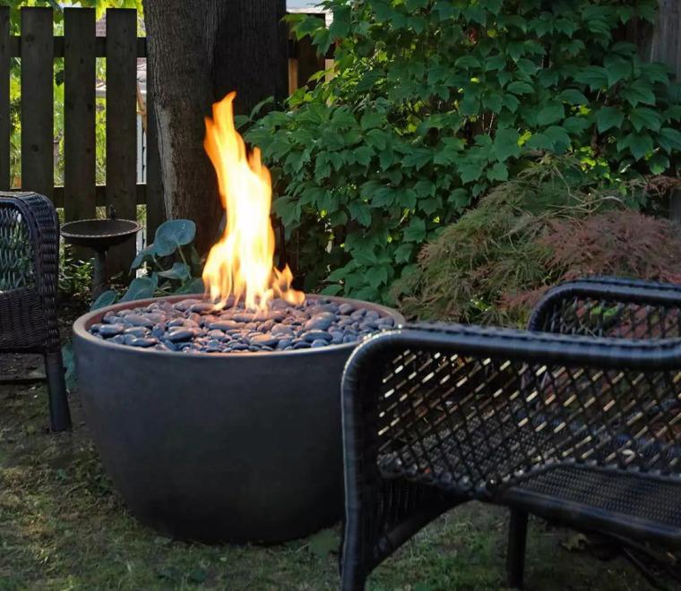 庭院里那一抹温暖·火炉_39
