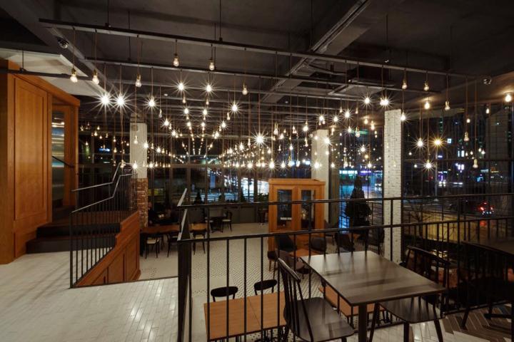 韩国ILBIANCO咖啡餐馆_2