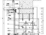 室内吊挂详细CAD节点图