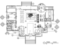 简阳售楼空间设计施工图(附效果图)