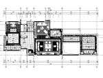 [广东]新华学府春天项目别墅J1-2户型施工图