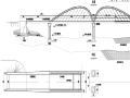 [湖南]跨浏阳河大桥维修加固设计预算清单及图纸