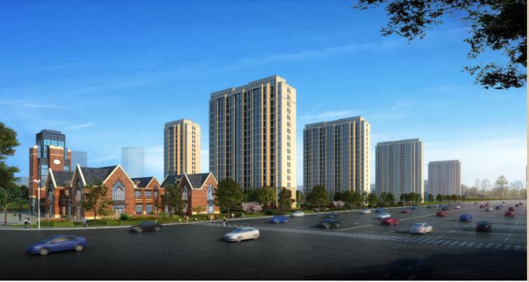 [河北]20层高层住宅及幼儿园建筑设计方案文本(16年最新项目)_2
