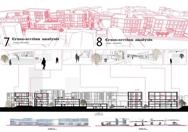 空间变奏曲——商业街及博物馆设计_8