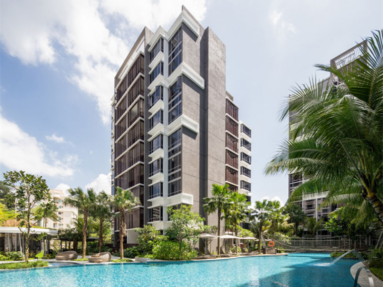新加坡Lanai住宅区_1