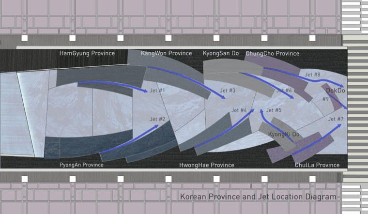韩国ChonGae运河修复工程_10