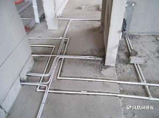 别墅装修设计最关键工程 隐蔽工程系统改造