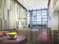 广州天河雅乐轩酒店室内设计概念方案(16张)