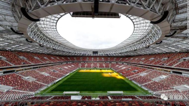 世界杯来了!建筑师除了看球还可以看什么?