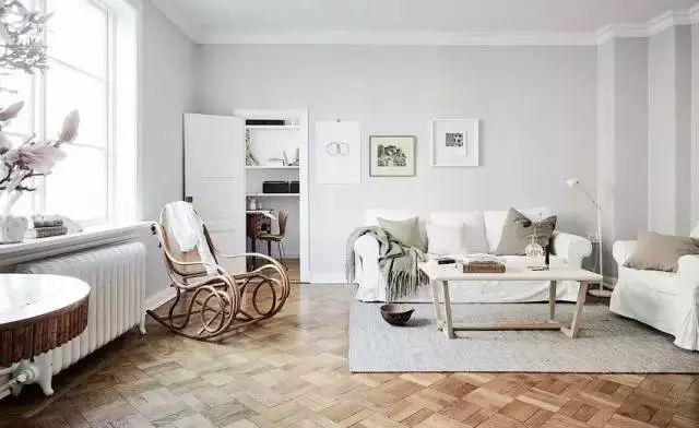地板,是一个家的基调