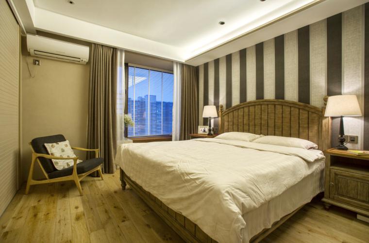 宁波木材质世贸湾公寓-9