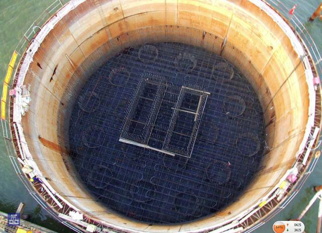 海上桥墩如何施工,来看看钢套箱(沉箱)围堰工艺