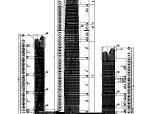 [山东]300米超高层某知名酒店办公综合施工图(16年酒店改造图)