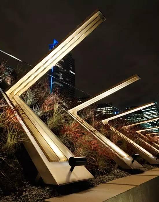 景观灯光设计。当灯光碰上景观,浪漫的夜晚就开始了!_29