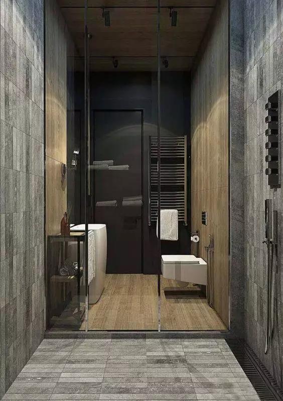 [装修知识]洗澡后卫生间总是湿漉漉的?原来是装修前忘记这个!_6