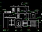 样板楼住宅施工图