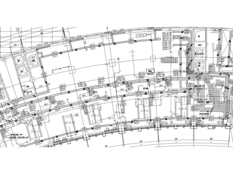 [乌兰察布]医院暖通施工图-(大院出品,含制冷机房详细设计图)_2