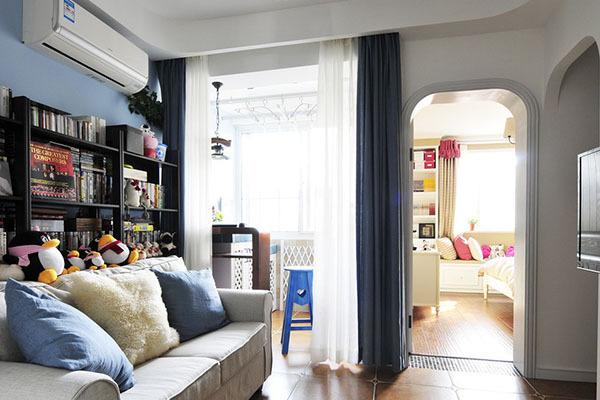 一室一厅装修怎样布局和设计?