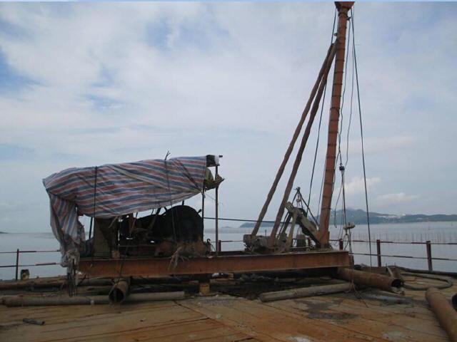 海域大桥钻孔灌注桩基础施工技术方案83页
