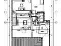 [北京]跃层户型精装样板间室内设计施工图(含效果图)