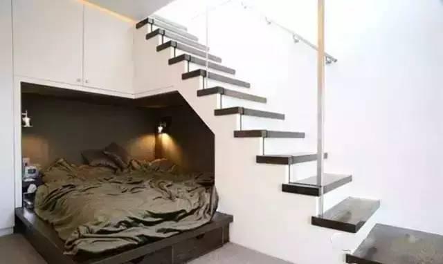 充分利用好犄角旮旯,能让你家白白多出一间卧室!