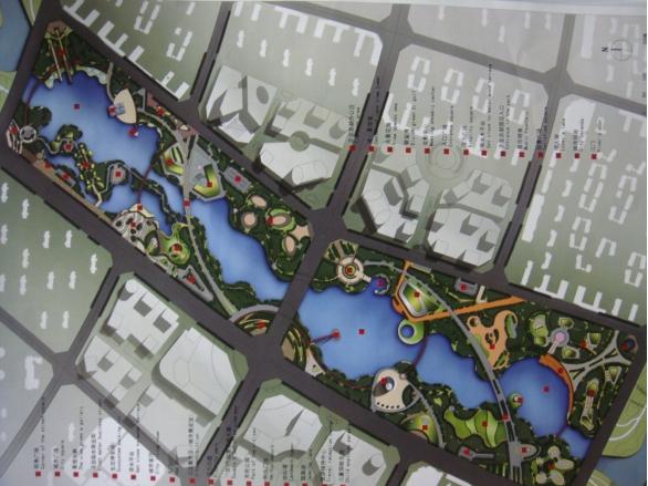[安徽]江北产业集中区市政道路设计初步设计汇报